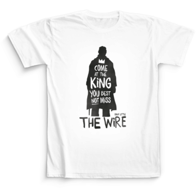 Camisetas The Wire